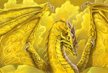 DRAGON • Yellow
