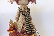 куколка осень