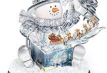 Snowman Chrystel