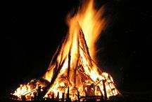 All Things Fire / In an emergency fire can provide warmth, light and heat for cooking.