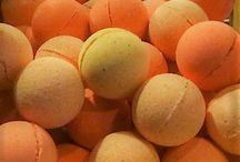 """Aromatic Bath Bomb Spa Fizzy / These Bath Bombs """"fizzy's"""" create a spa-like atmosphere in your bathtub with aroma-therapy scents, soothing oils, and relaxing salts."""