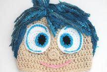 Crochet kids Hats / by Shelley Steeves
