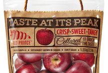 apples fruit design