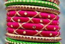 silk & bangle