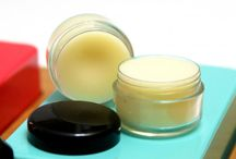 Salves, balms and lotions / Recipes
