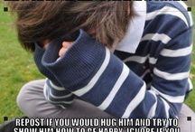 I wanna help