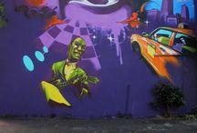 STREET ART / by crishka plamadeala