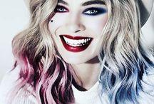 Ídolo / Sobre uma das minhas maior idolos famosas Harley Quinn