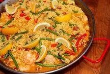 Espanjalaisia ravintoloita / Ravintoloita ja ruokia