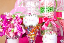 Party themes/decorations / by Kanika Creech