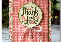 2016 Thank you cards