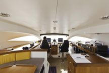 Inside the MS Tûranor PlanetSolar / Let's visit the largest solar boat through unprecedented pictures...