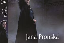 Jana Pronská / o knihách, o písaní, o tvorbe a čítaní....