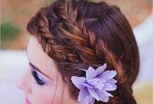 Wedding: Hair Makeup Nails