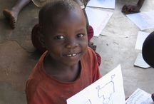 Children of Bulumagi / The children of Bulumagi, Uganda playing, learning, and laughing.