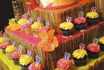 Luau birthday parties