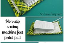 non-slip machine foot pad