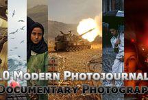 Documentary Photographers & Photojournalists