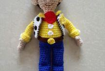 Sol de Noche {deco crochet} / Muestra de mis amigurumi, deco y talleres Amigurumi and deco made by me. Workshops I conduct.