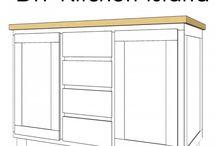 Insland kitchen