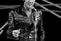 Elvis - The King of Rock 'n Roll! / by Crystal Cope