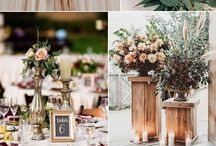 Autumnal weddings