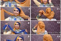 hijab pesta1