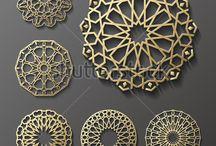 motif islamik