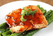 Fish & Seafood / by Crystal Stewart