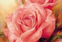 mundos de rosas