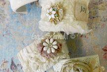 Braccialetti di stoffa vintage