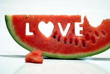 watermelon love for whit / by Chris Clarfield