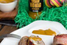 Grillen und BBQ - Vom Salat bis zur perfekten Marinade / Alles, was wir rund um das Grillen finden: Vom Salat, über Brot, Dips, Saucen, Wurst und die perfekte Marinade.