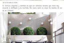 Diseño terrazas