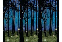 mystical garden themes