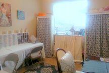 My Craft Room Organization!