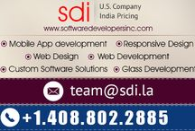 Mobile App Development / SDI is a leaders in enterprise app development. Our experienced mobility strategists can evaluate businesses and app ideas to help clients flesh out comprehensive Enterprise app solutions ready to be designed and built by our expert development studio.