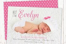 Birth Announcement Templates