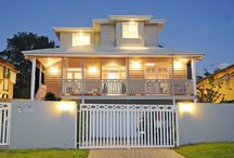 House exterior colours  / Finding the right grey/white weatherboard