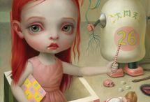 illustratie fantasie children