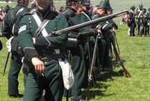 British Napoleonic period light regiments