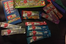 Air head crafts / I received these airheads from smiley360 for free!!! It's a mission I got excepted in to use as a craft. I made a cute bracelet