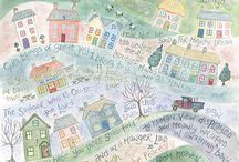 Advent Calendars / Hannah Dunnett large Advent Calendars