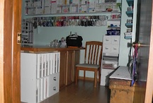 my scrap room