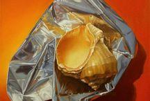 Fine art painting / hiperrealistic painting
