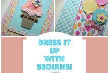 SU - Embel - Sequins & Candy Dots