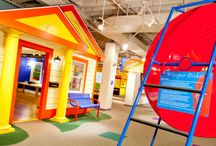 Museums Around the World / Children's museums and science centers