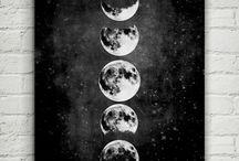 Moon, Sky, Star Inspiration