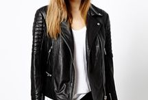 Leather Love / Collection of Leather Jackets