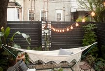 I dream of a terrasse